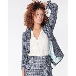 Veronica Beard Jackets & Coats - 💕VERONICA BEARD💕 Tweed Cutaway Dickey Jacket